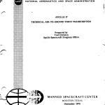 The cover page of the 2500 page technical air-to-ground mission autio transcript